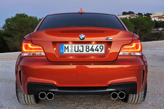 Thoughts On The Upcoming BMW Series M Coupe Chrisparentecom - Bmw 1 series m