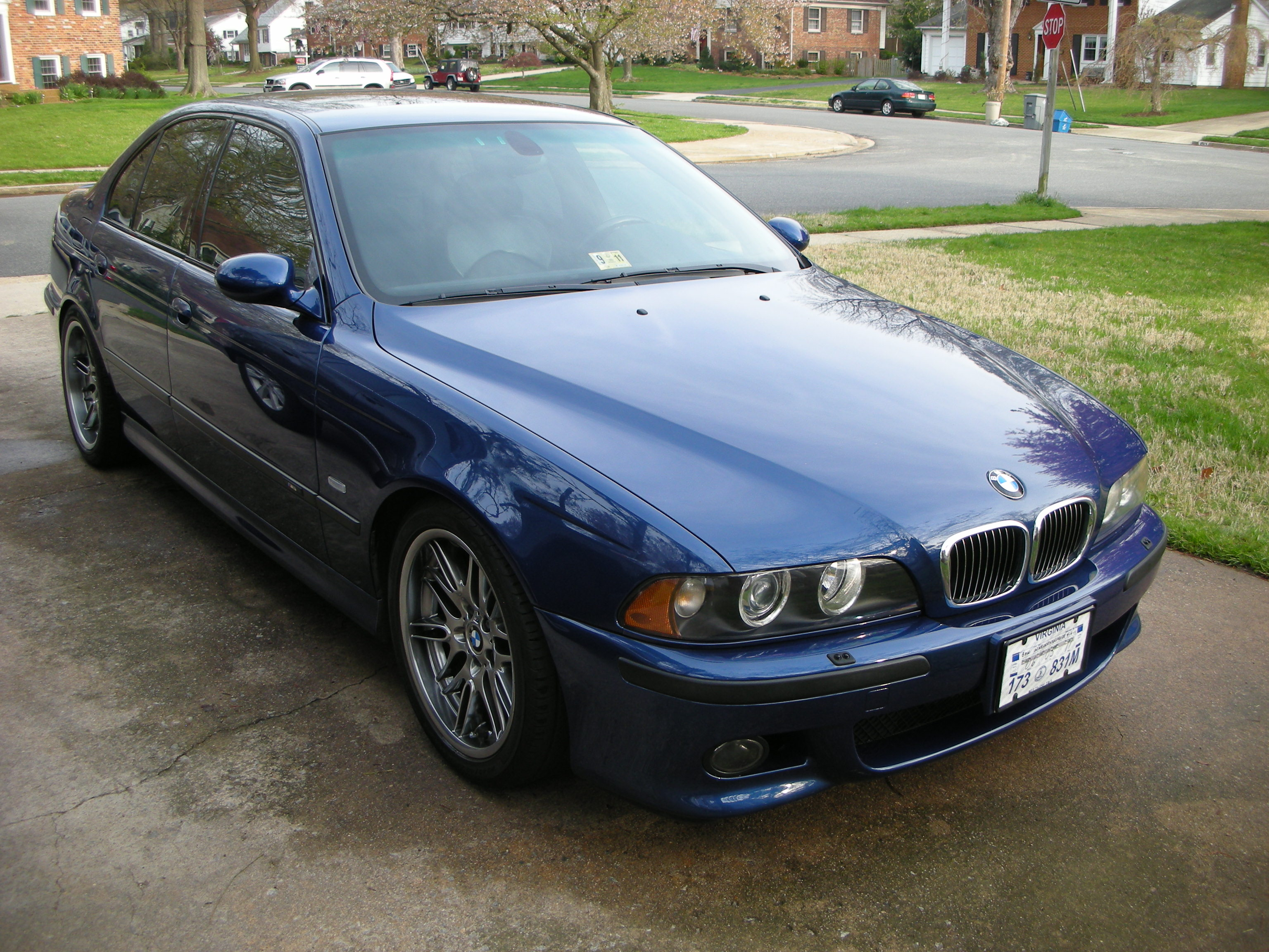 2007 bmw m5 manual for sale